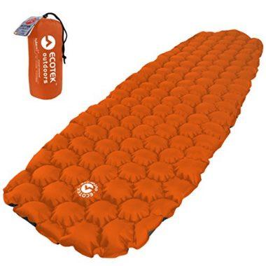 ECOTEK Outdoors Hybern8 Ultralight Inflatable Sleeping Pad