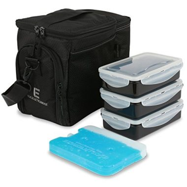Evolutionize EDC Meal Prep Bag Lunch Cooler