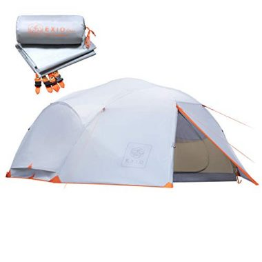 Extended Season Backpacking Tent by EXIO
