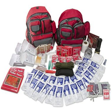 Emergency Zone Family Prep Survival Kit