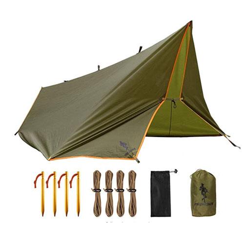 Free Soldier Waterproof Portable Camping Tarp