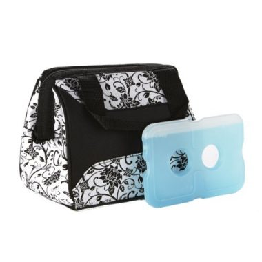 Fit & Fresh Women's Downtown Insulated Lunch Cooler