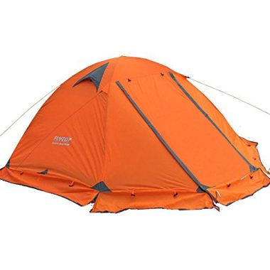 Double Layer Backpacking Tent by Flytop