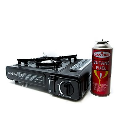 GAS ONE GS-3000 Portable Camping Stove
