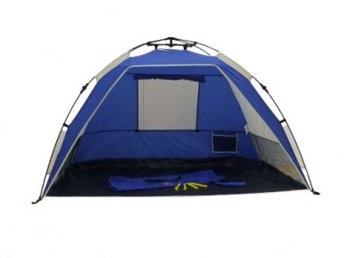 Genji Sports Instant Beach Star Instant Tent For Camping