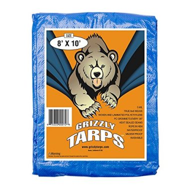Multi Purpose Grizzly Tarps By B-Air