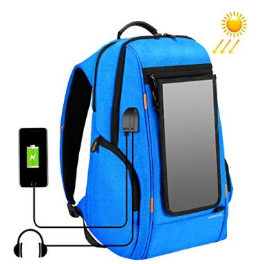Haweel Multi-Function Solar Backpack