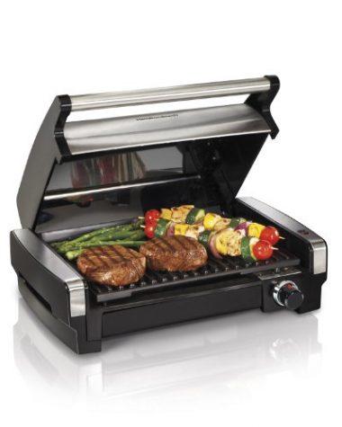Hamilton Beach (25360) Electric Portable Grill