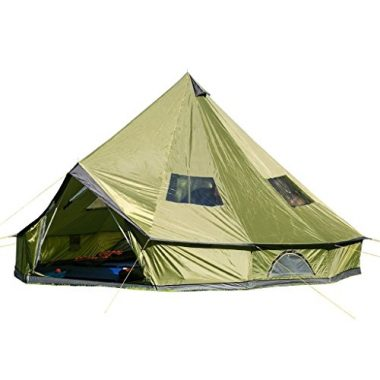 Large Family Four Season Tent by Hasika