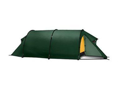 Hilleberg Keron 3 Camping Tent-Green
