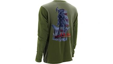 Huk KC Scott Long Sleeve Shirt