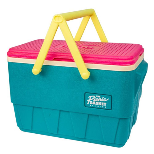 Igloo Retro Cooler Picnic Basket
