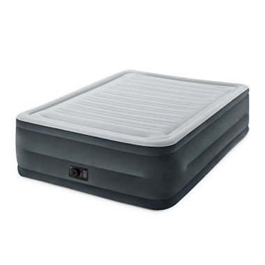 Intex Comfort Plush Elevated Dura-Beam Camping Air Mattress