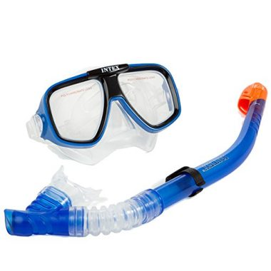 Intex Reef Rider Sports Kid Snorkel Set