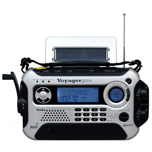 Kaito Voyager Pro KA600 Emergency Radio