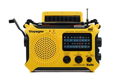 Kaito KA500 AM/FM/SW/NOAA Weather Alert Emergency Radio