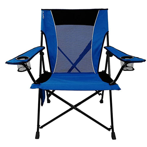 Kijaro Dual Lock Portable Camping Chair
