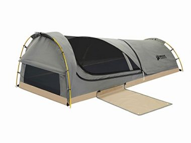 One Person Canvas Tent by Kodiak Canvas