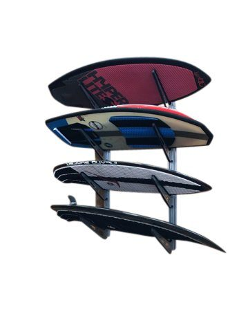 Krypt Towers Ultimate Storage Paddle Board Wall Rack