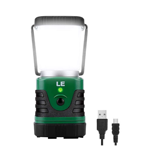 Lighting EVER Rechargeable Camping Lantern