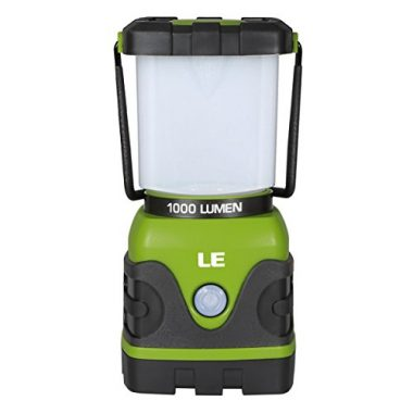 LE Portable Battery Powered LED Camping Lantern