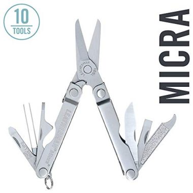 Leatherman Micra Keychain Size Multitool