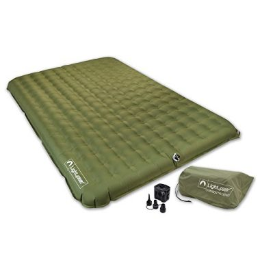Lightspeed Outdoors 2 Person PVC-Free Air Bed Mattress