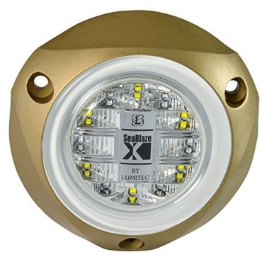 Lumitec SeaBlazeX LED Underwater Boat Light Underwater Strobe