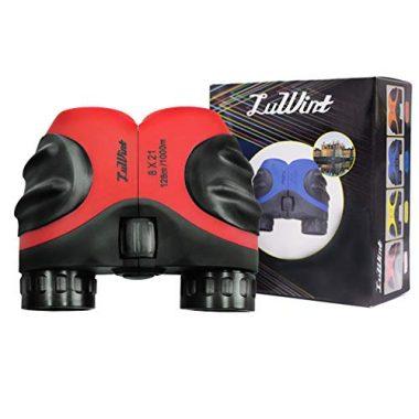 Luwint 8 X 21 High Powered Kids Binoculars