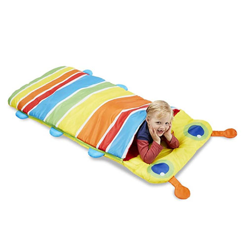 Melissa & Doug Giddy Buggy Sunny Patch Kids Sleeping Bag