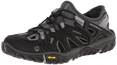 Men's All Out Blaze Sieve Water Shoe By Merrell