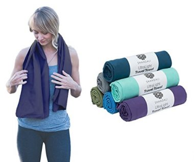 Shandali Microfiber Travel and Sports Camp Towel