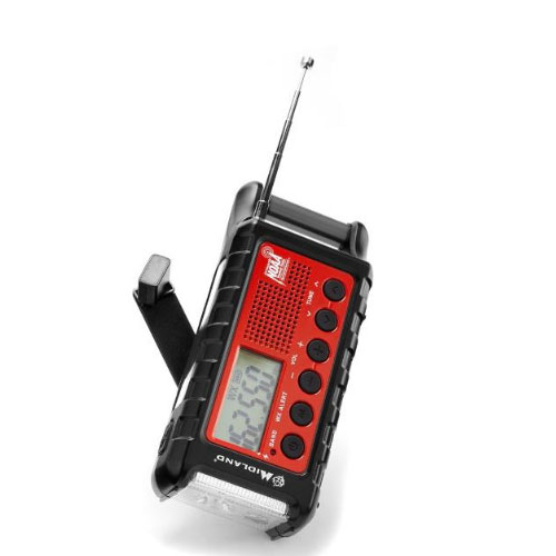 Midland ER310 Hand Crank Weather Alerts Emergency Radio