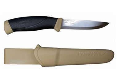 Companion Fixed Blade Outdoor Knife by Morakniv