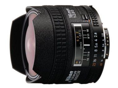Nikon Fisheye Underwater Lens