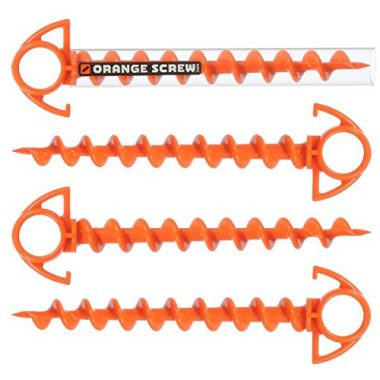 The Ultimate Ground Anchors by Orange Screw
