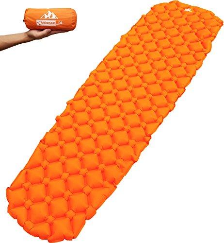 Outdoorsman Lab Ultralight Inflatable Sleeping Pad