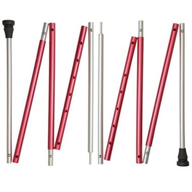 Paria Outdoor Products Adjustable Tent Poles