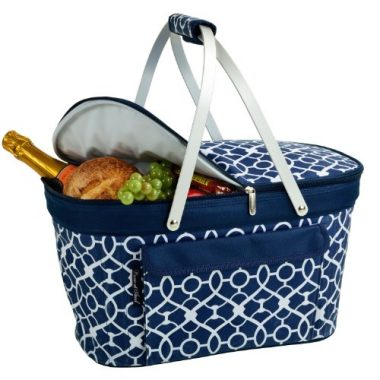 Picnic at Ascot Insulated Family Picnic Basket