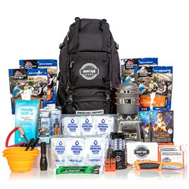 Sustain Supply Co. Essential 2-Person Emergency Survival Kit