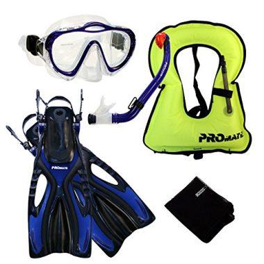 Promate Kid Snorkel Set