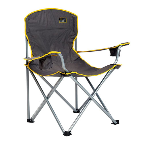 QuikShade 150239 Heavy Duty Folding Camping Chair