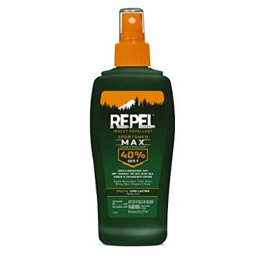 REPEL Sportsmen Max Insect Repellent Pump