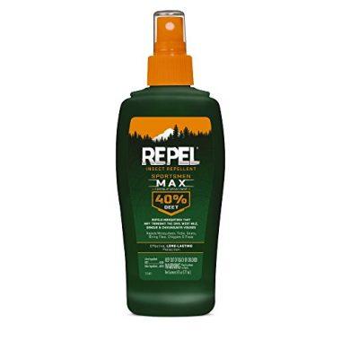 REPEL Sportsmen Max Insect Repellent Pump