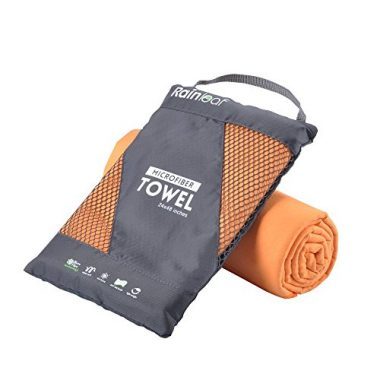 Rainleaf Microfiber Camp Towel