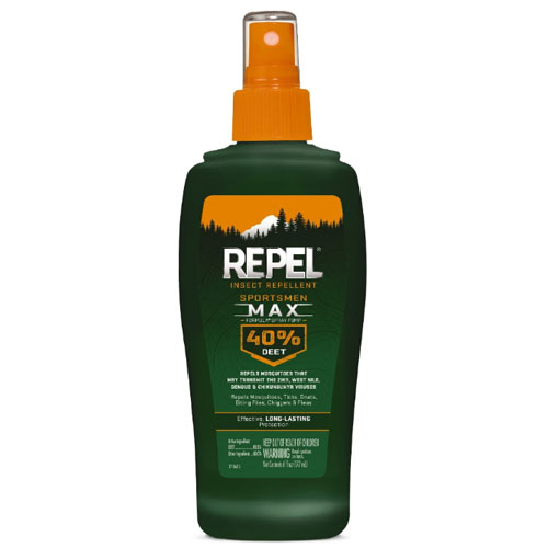 REPEL Sportsmen Max 40% Deet Mosquito Repellent