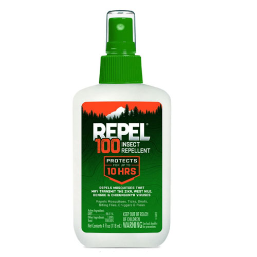 Repel 100 Spray Mosquito Repellent