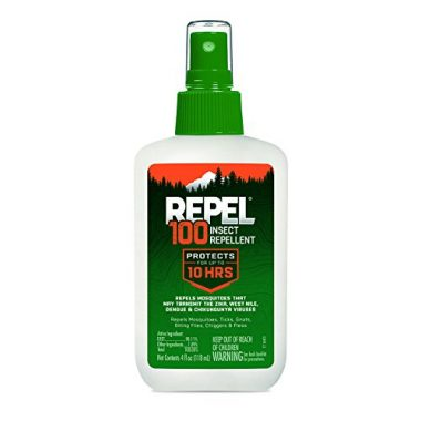 Repel HG-94108 100 Insect Repellent Camping Gear