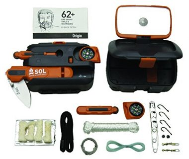 S.O.L. Survive Outdoor Longer Multi-Function Ultimate Survival Camp Gear
