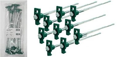 SE Heavy Duty Metal Tent Stakes